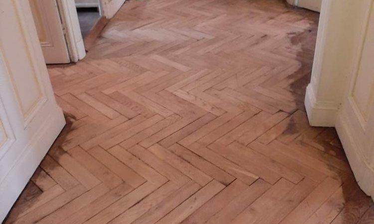 pontage du couloir